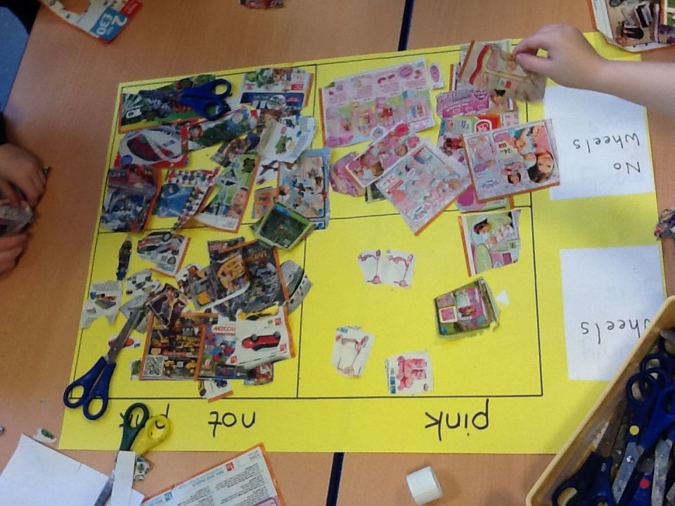 My Class Really Enjoyed Using Cut Out Things From Magazines