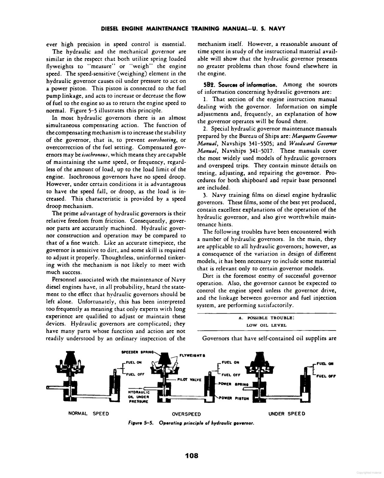User Guide · Diesel Engine Maintenance Training Manual