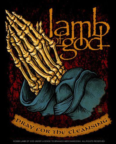 Images Of The Lamb God