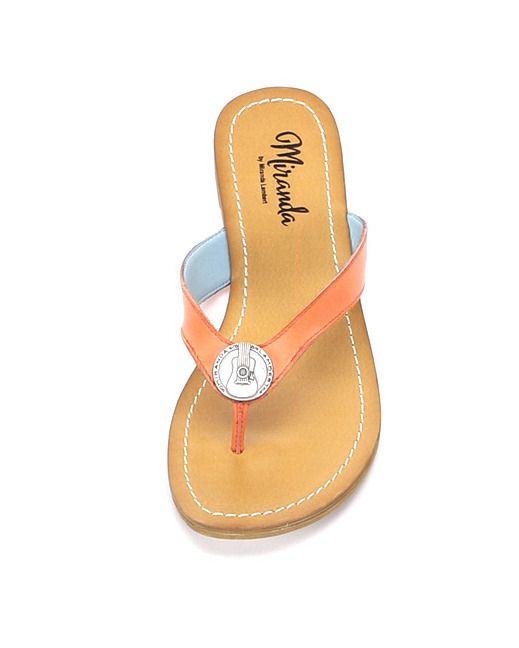 1cf359479 Miranda Women s Boom Flip Flop - Coral Wash http   www.countryoutfitter.