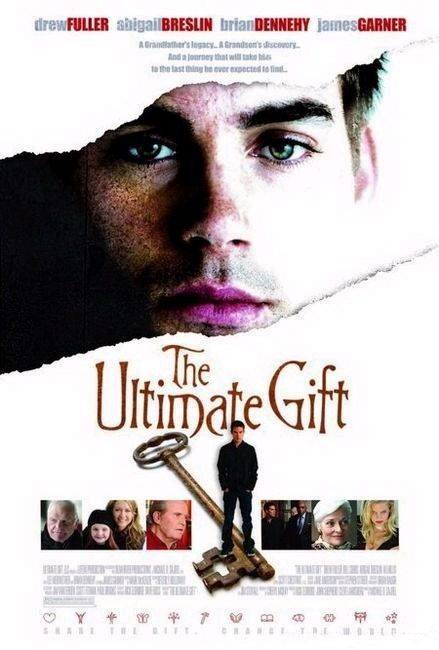 The Ultimate Gift Movie Poster - Internet Movie Poster Awards ...