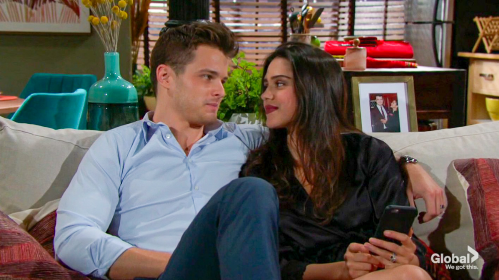 The Young And The Restless Spoilers Is Trouble Brewing For Lola