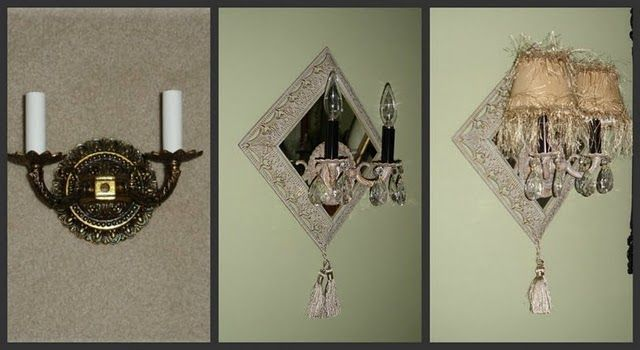 Old Sconce Revived