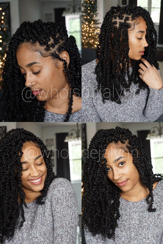 Passion Twist By Braidsbydejalynn Whoisdejalynn Twist Braid Hairstyles Twist Hairstyles Braided Hairstyles