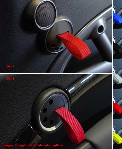 RS Style Door Latch Pulls