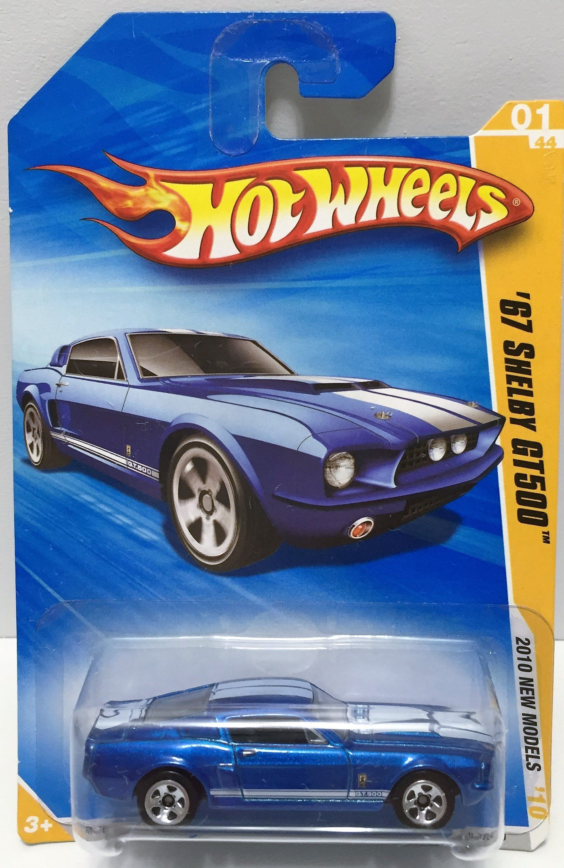 Tas037137 2009 Mattel Hot Wheels 67 Shelby Mustang Gt500 Hot Wheels Mattel Hot Wheels Shelby Mustang Gt500