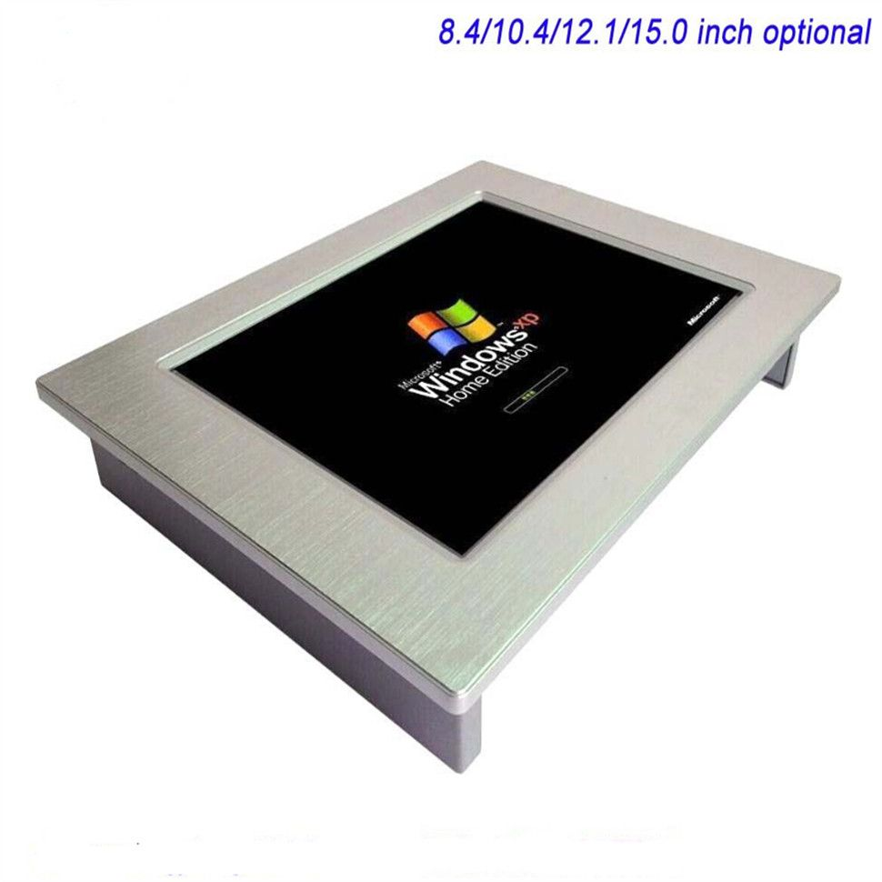 12 1inch Best Seller Touchscreen Industrial Panel Pc All In One Pc Affiliate Computer Accessories Touch Screen Computer Pc Parts