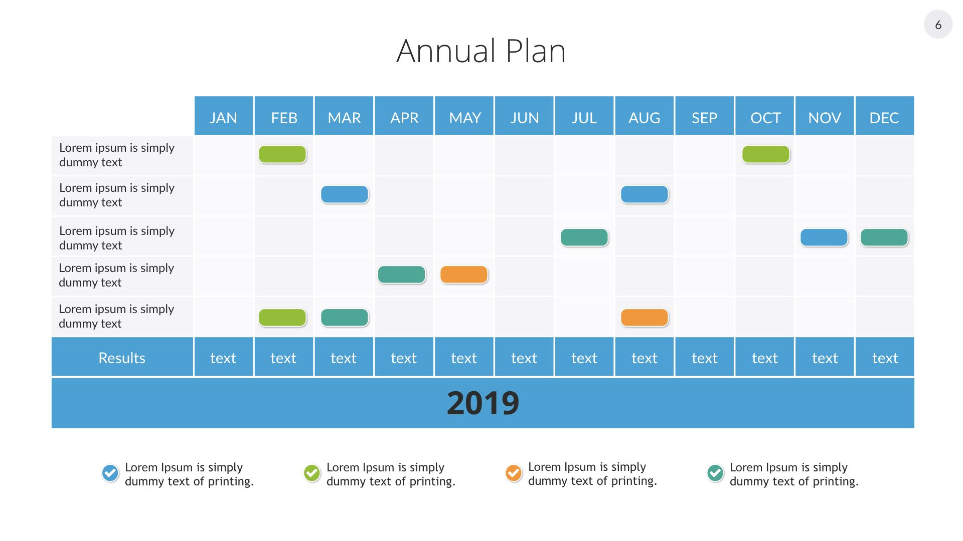 Gantt Charts Keynote Presentation Template For Mac Keynote Charts