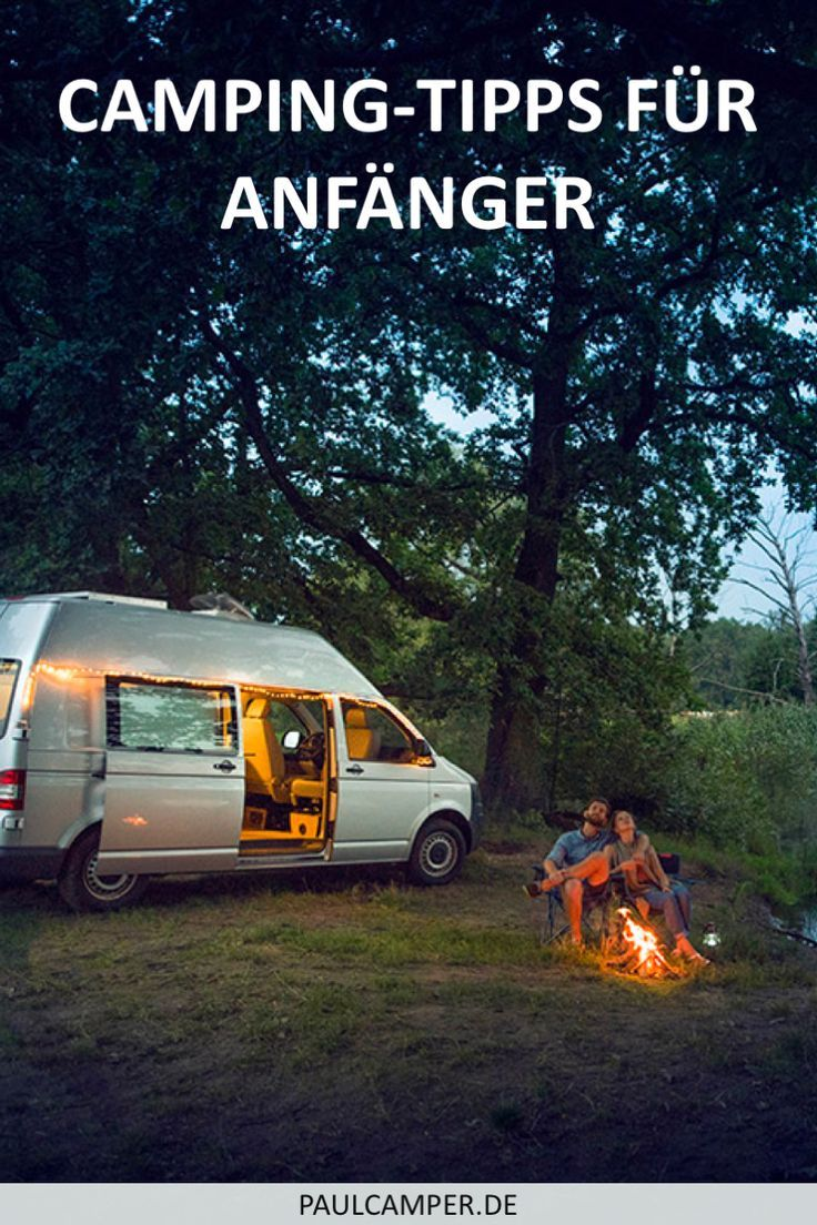 Photo of 7 really good camping tips for beginners – PaulCamper Magazine