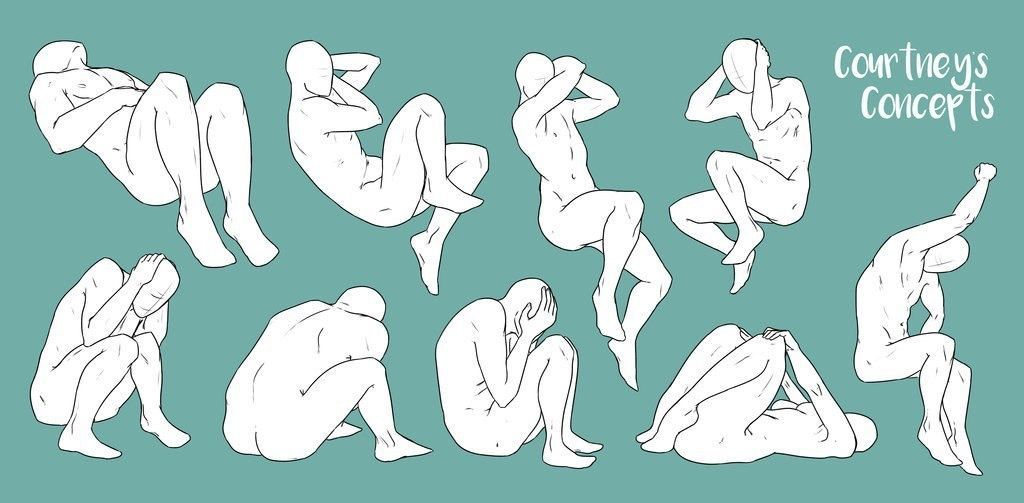 Pin By Kathryn Dobbs On Drawing Poses Art Reference Poses Figure Drawing Reference Art Poses