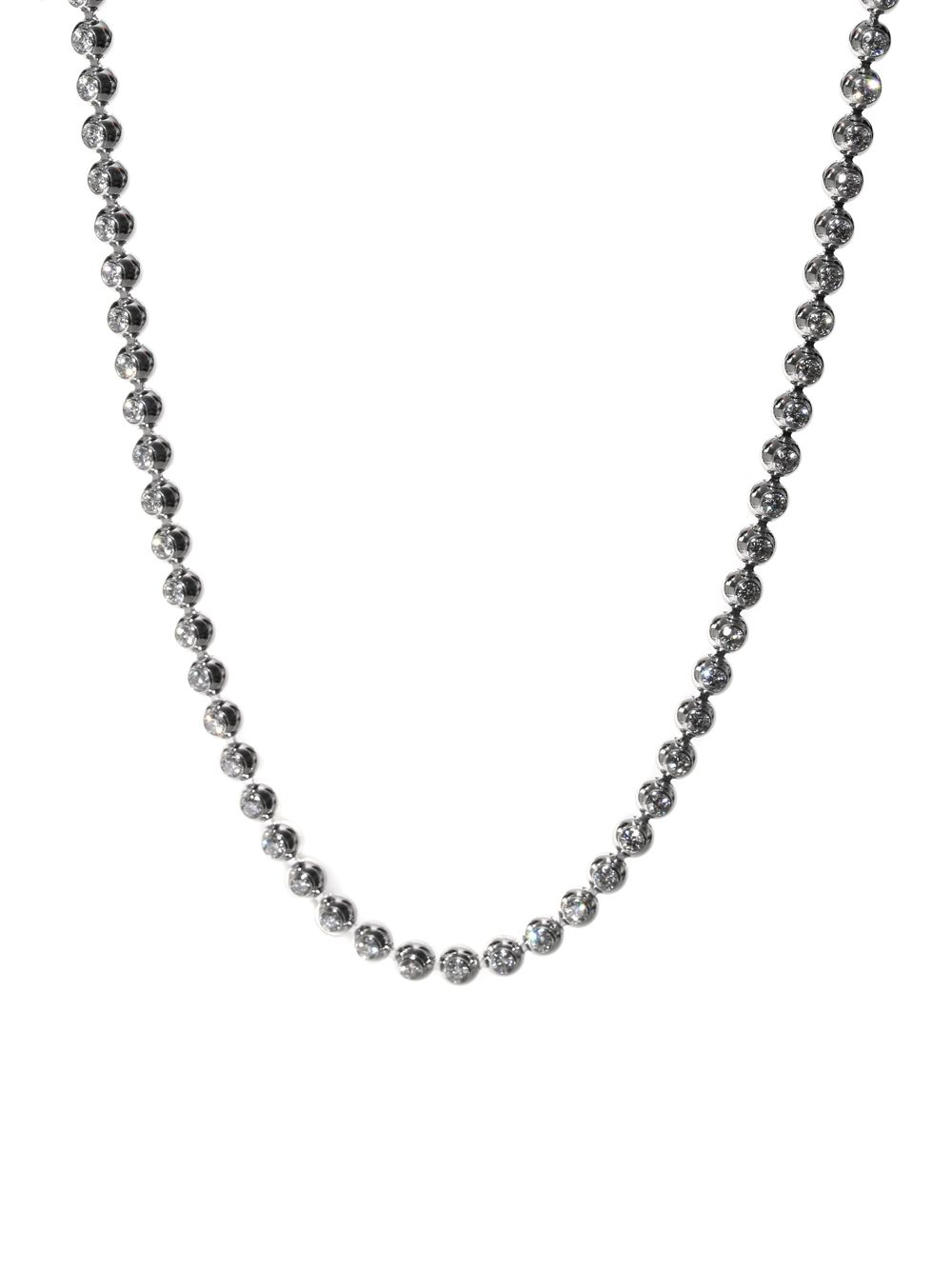 Cartier Pluie de Diamants Diamond Gold Earrings via