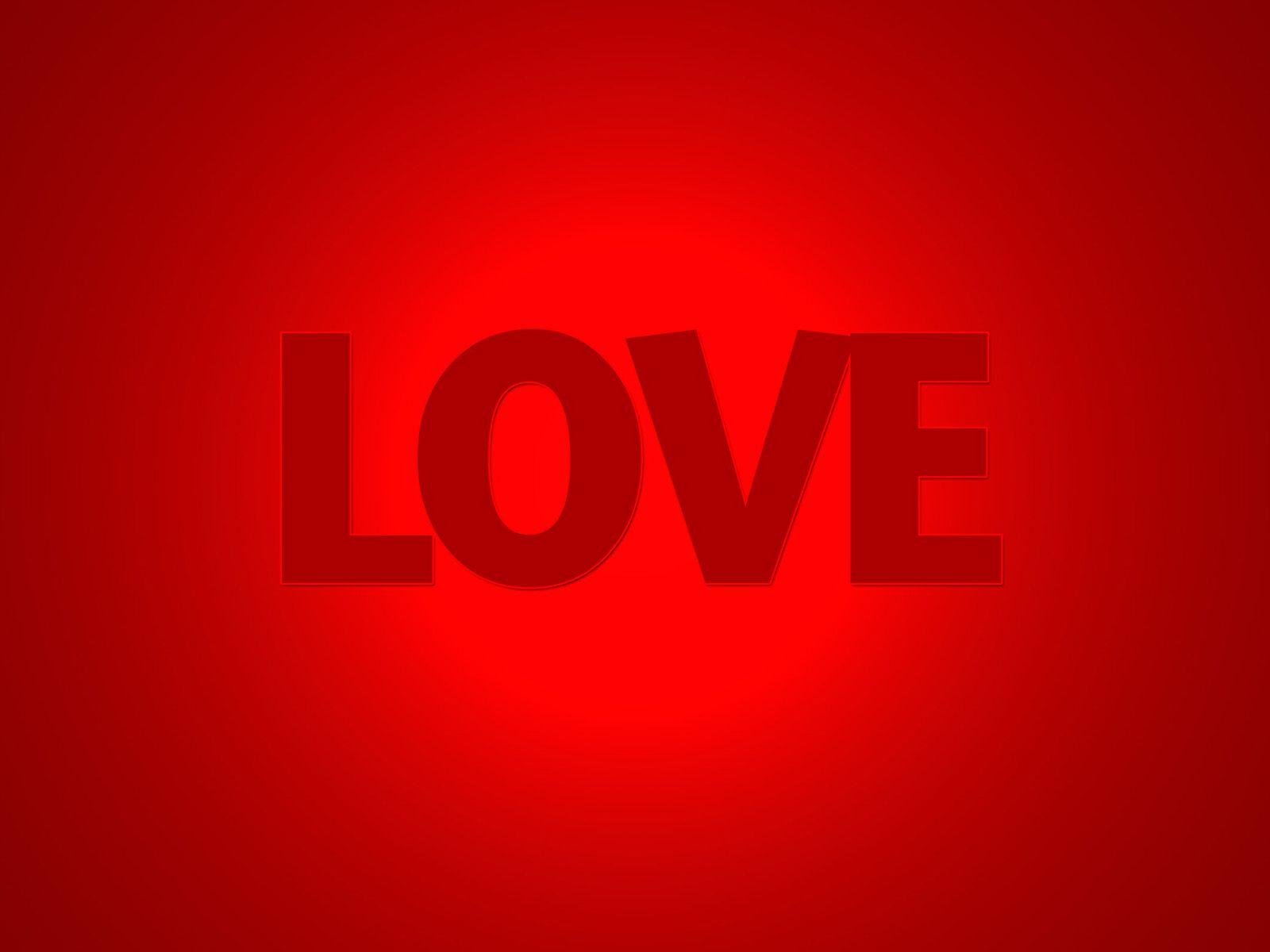 L O V E Red Images Red Colour Wallpaper Love Wallpaper