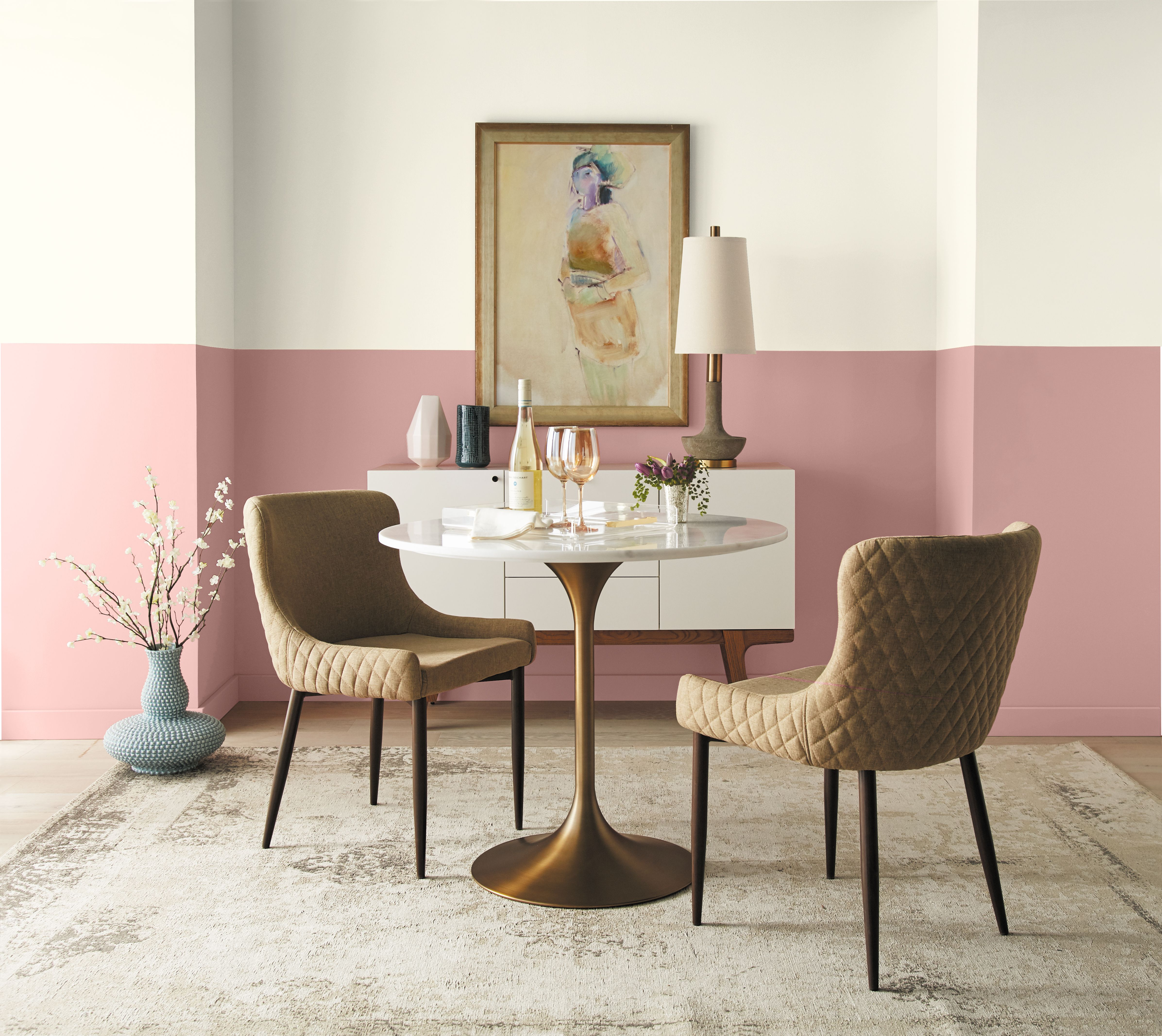 The Paint Colors You'll See Everywhere in 2020 Room wall
