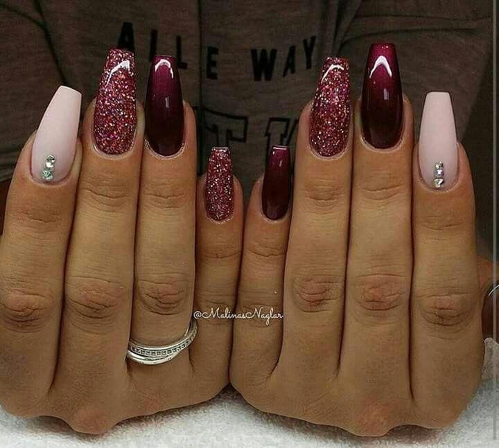 @Vannah2399 † | Nails | Nails, November nails, Nails 2017