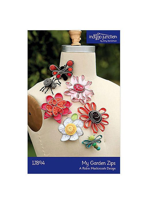 My Garden Zips | McCall's Patterns