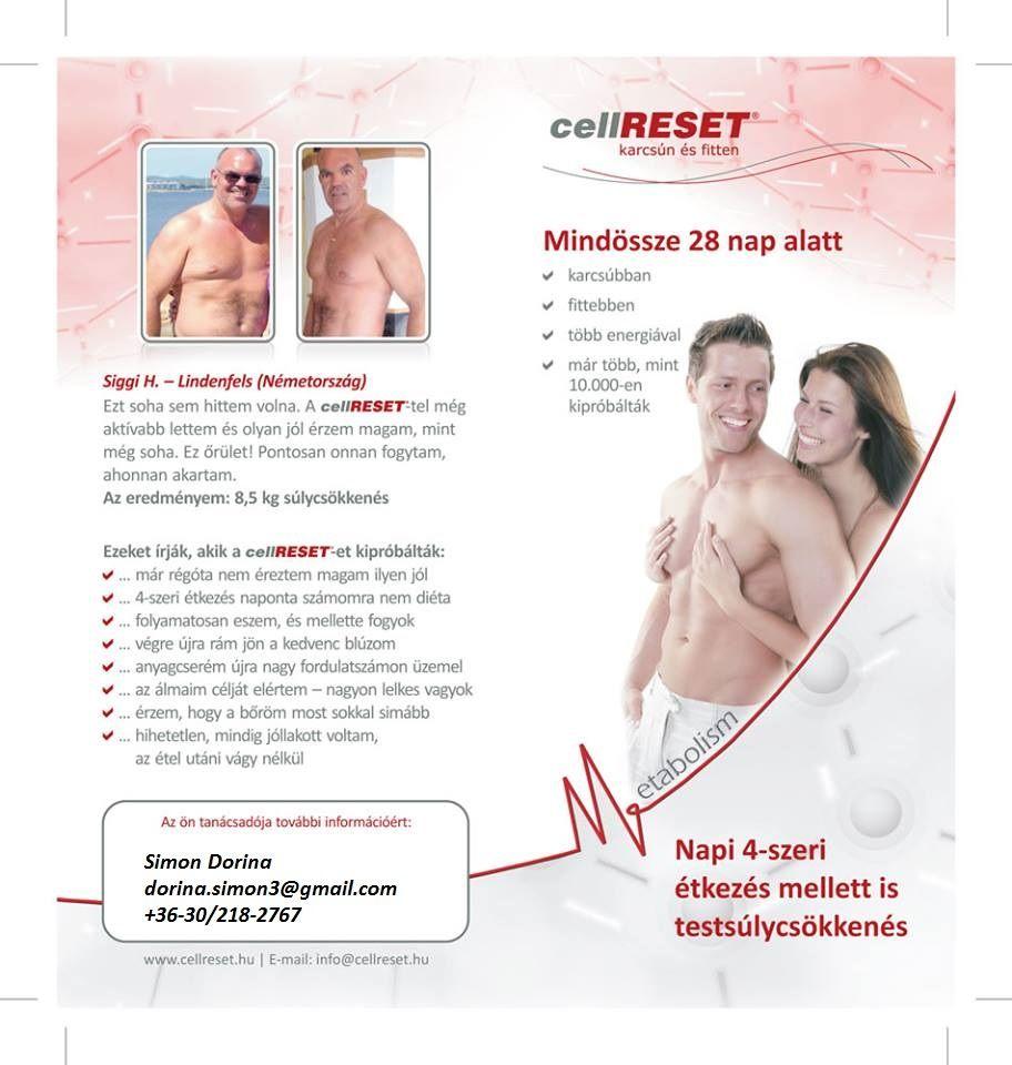 5 testsúlycsökkenés