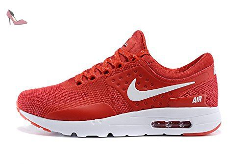 chaussure nike femmes rouge