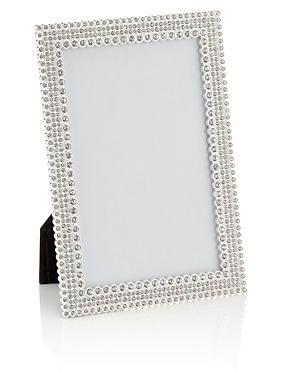 Natalie Diamante Photo Frame 10 X 15cm 4 X 6inch