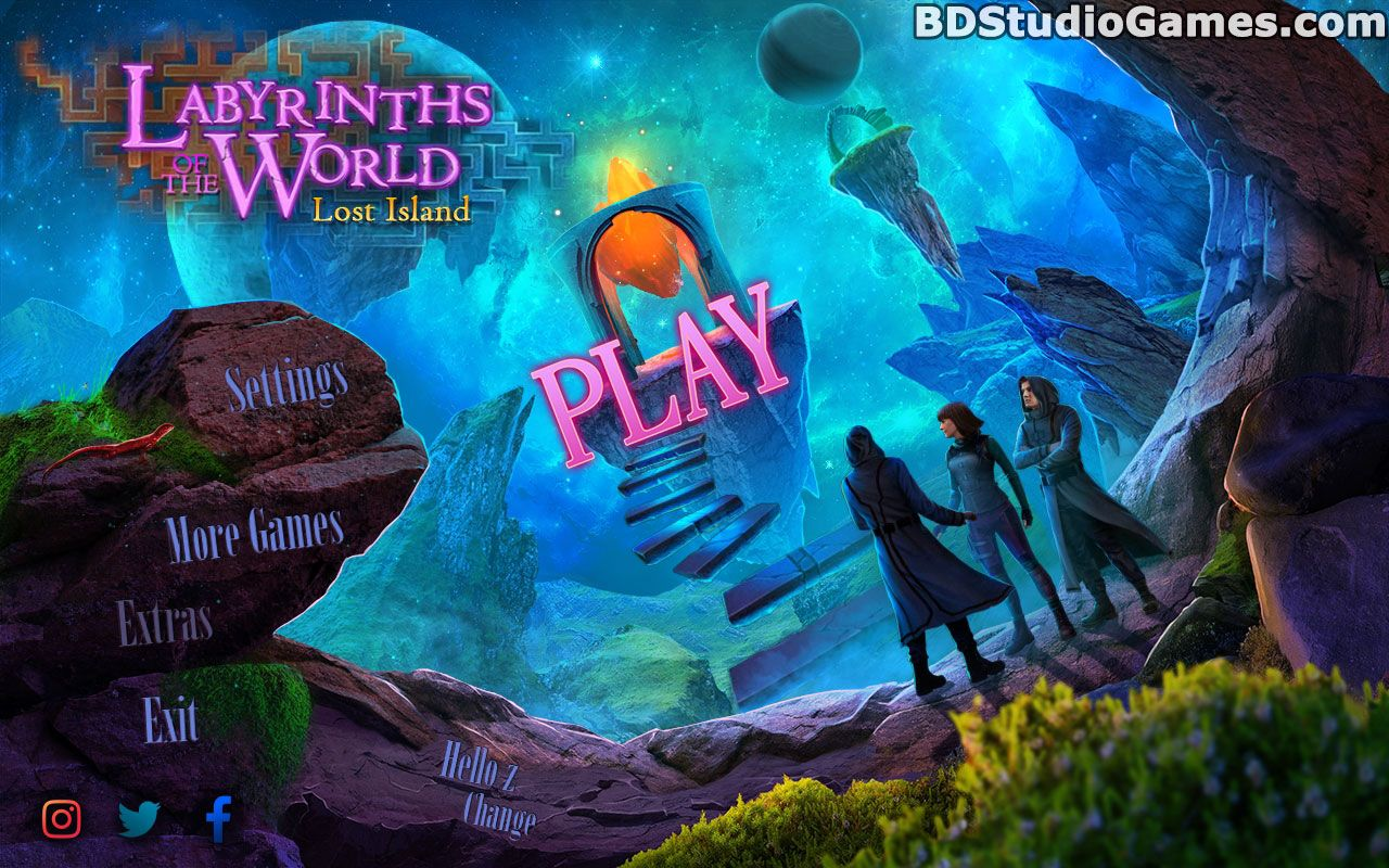 Labyrinths of the World Lost Island Collector's Edition