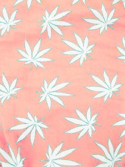 Girly Cute Weed Wallpaper