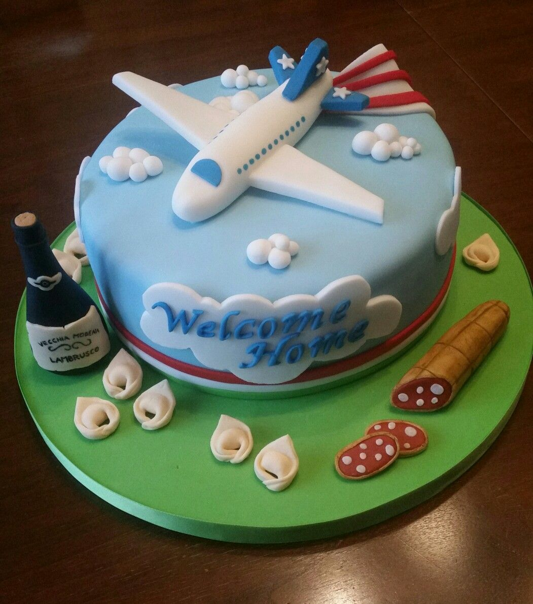 Home Cake Decorating: Welcome Home Cakes, Cake Decorating, Cake