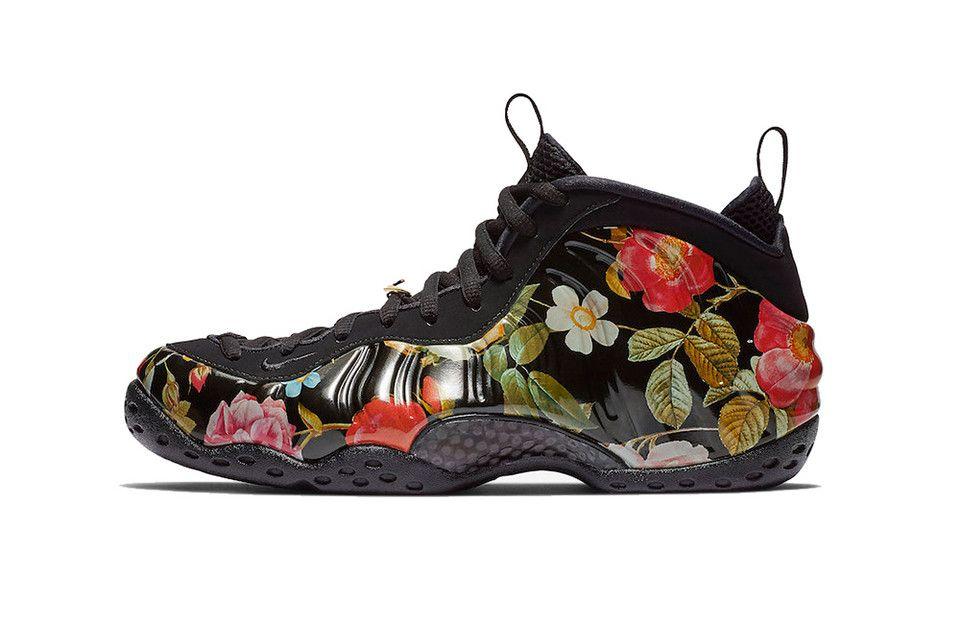 floral foamposites footlocker cheap online