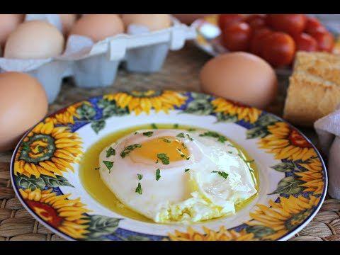 Cómo hacer un huevo frito al microondas   Cocina