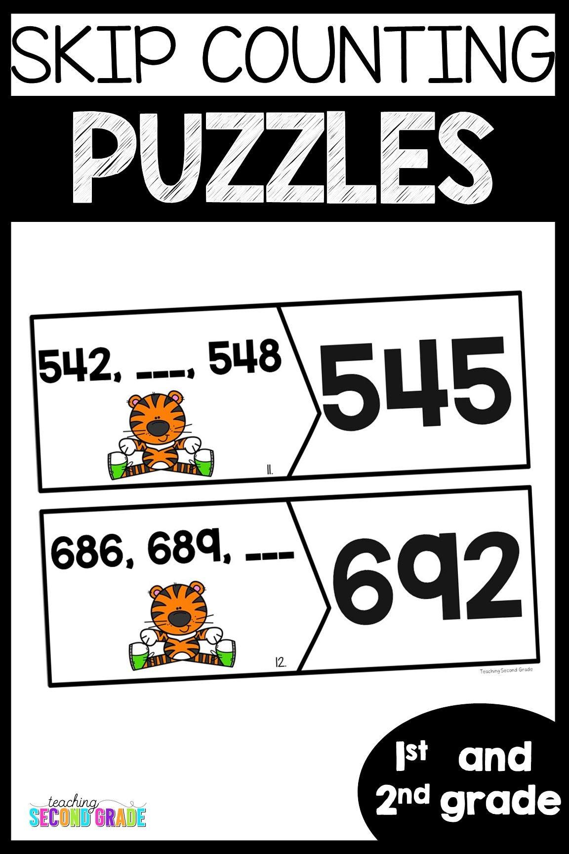 Skip Counting 2nd Grade Math ... - Internet4Classrooms