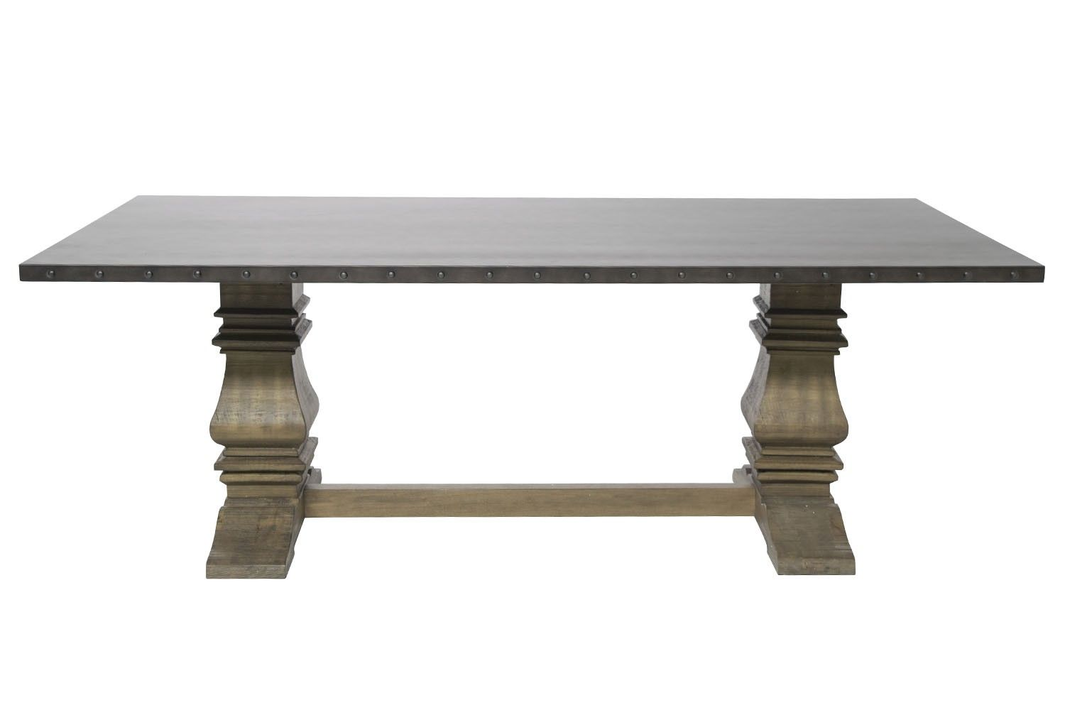 Mor Furniture for Less: The Zinc Dining Table | Mor ...