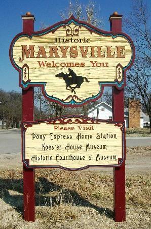 "Marysville KS ""Big Blue BBQ"" 6/1-6/2"