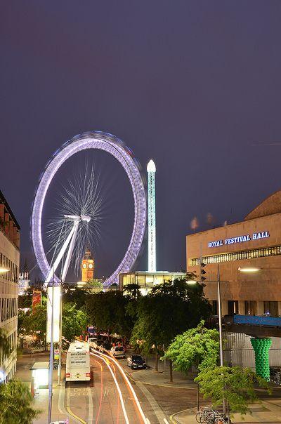 London Eye & Big Ben by Arpad Lukacs Photography, via Flickr