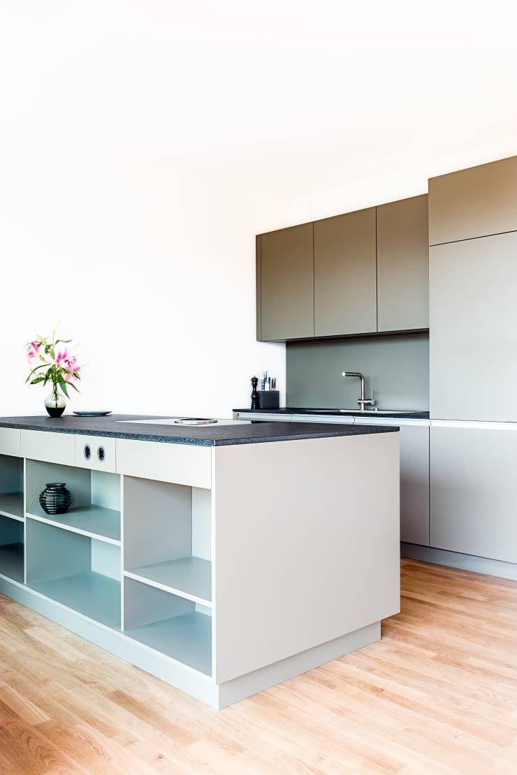 Kücheneinbau  Kücheneinbau in Berlin-Prenzlauer Berg | Inspiration Projekt ...