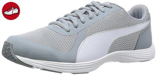 Wns Faas 1000 V1 5, Chaussures de running femme - Blanc - Weiß (01 white-black-fluo pink), 40.5 EUPuma