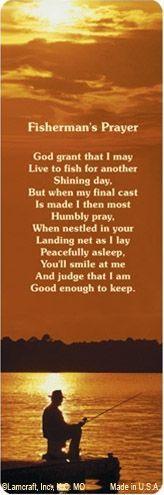 fisherman's prayer card - Google Search | Tattoo Ideas ...
