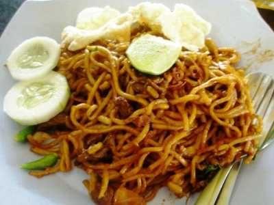 Resep Mie Lidi Goreng Biting Kuah Pedas Kering Asli Paling Enak Bumbubalado Com Masakan Resep Memasak
