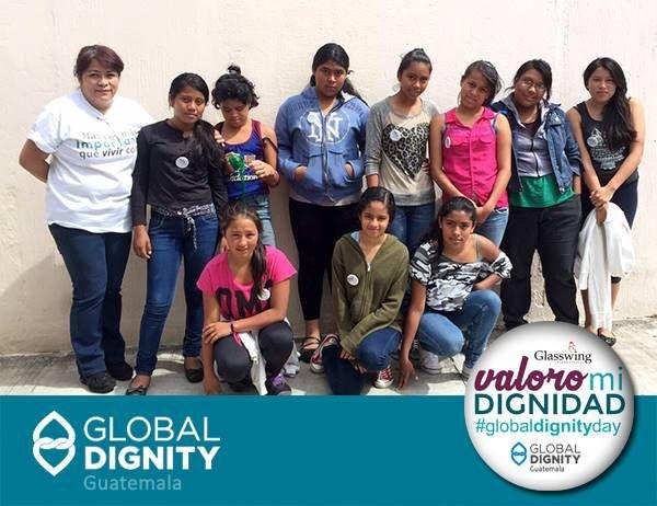 #GlobalDignityDay #GlobalDignity