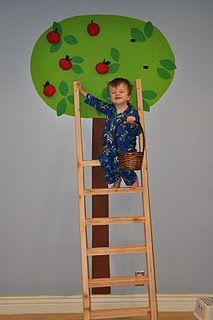 A tree for my monkeys to climb.