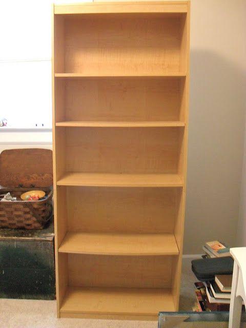 Diy Bookshelf From Cardboard