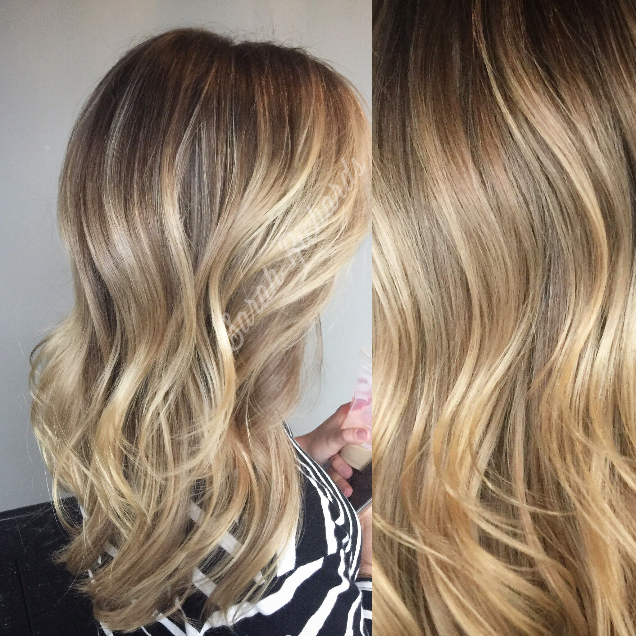 Winter Blonde Shades Eq Redken Color By Sarah Richards At Legal Hair And Day Spa Soft Warm Fall Honey