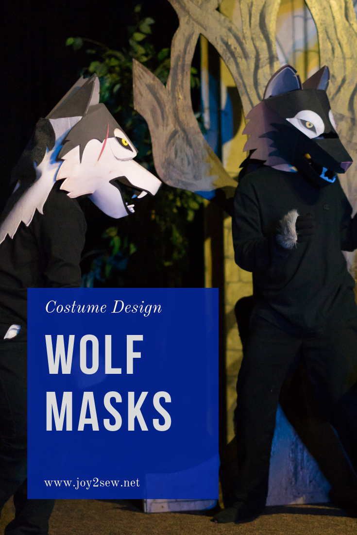 Wolf Mask in 2020   Wolf mask, Wolf costume, Wolf