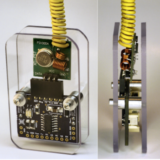 LoFi is a small, affordable, auto-transmitting module that Makers ...