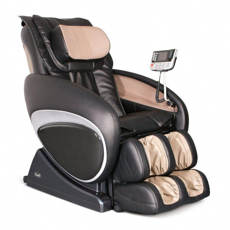 Asian Massage Chairs Bar With Arms And Backs Cozzia Zero Gravity 16027 Robotic Chair Black Massagechairszone
