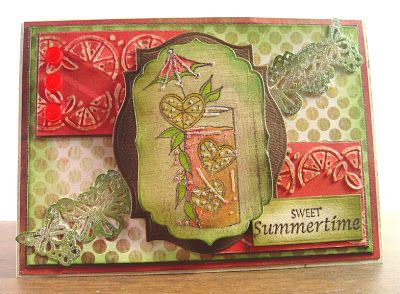 CraftEMarie: Hot Fun In The Summer