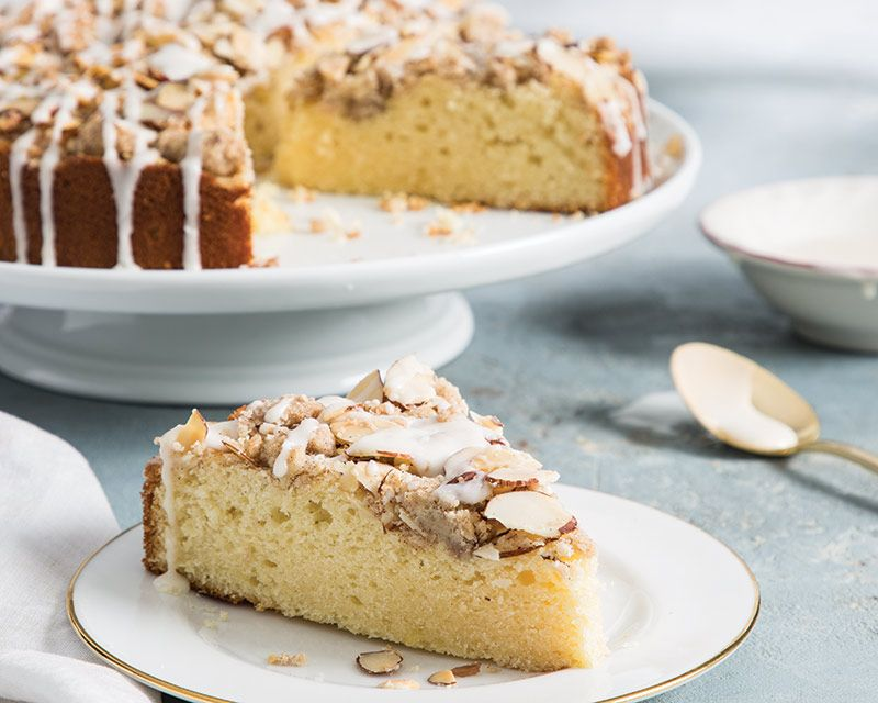 Sour Cream Coffee Cake Recipe Sour Cream Coffee Cake Coffee Cake No Bake Cake