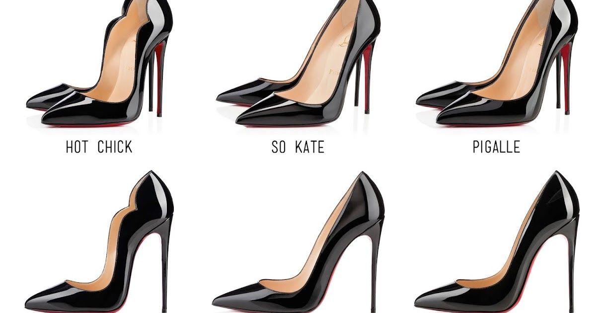 3cd98c84849b Christian Louboutin Hot Chick vs. So Kate vs. Pigalle