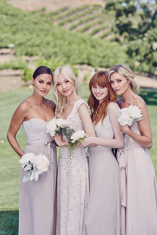 f377f00c115 Lauren Conrad Launches NEW Bridesmaid Dresses From Paper Crown ...