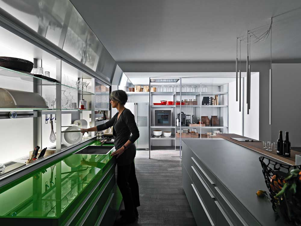 Fesselnd Introducing Valcucine Italian Kitchens At Rogerseller,