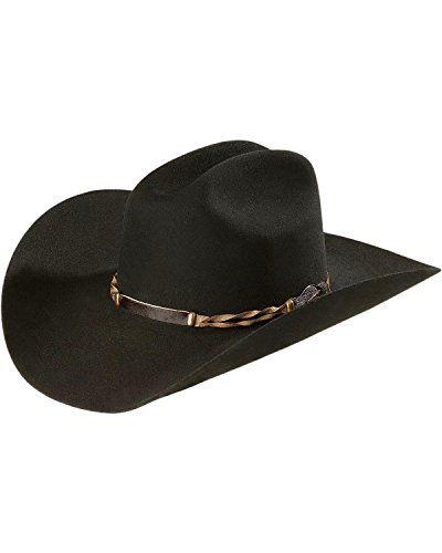 13007764c538 Stetson Men's 4X Portage Buffalo Felt Cowboy Hat – Sbprtg-724207 ...