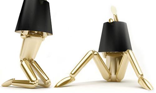 Funky Desk Lamp Funky Lighting Funky Lamps Artistic Light Fixtures