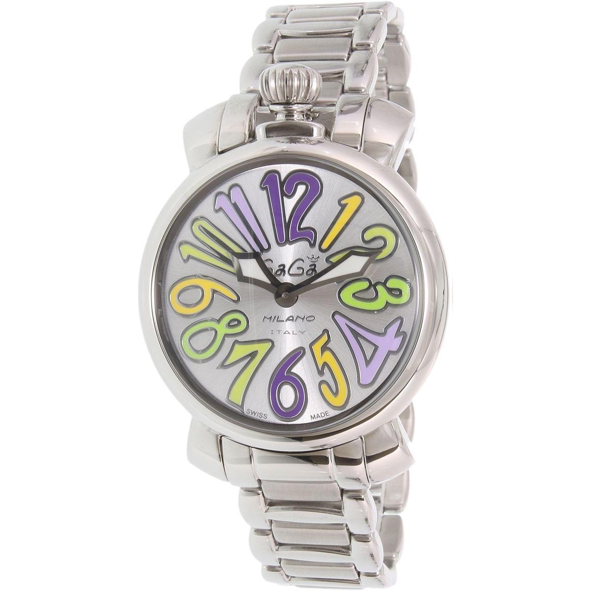 4148809ed87 Stainless Steel · Female Watches · Gaga Milano Women s 6020.5 Swiss Quartz  Watch